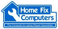 Home Fix Computer Logo