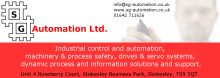 Industrial Control and Automation